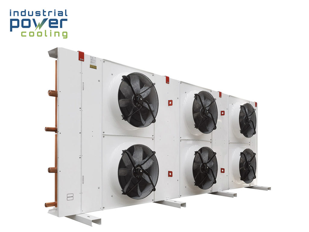 flat bed dry air cooler CND