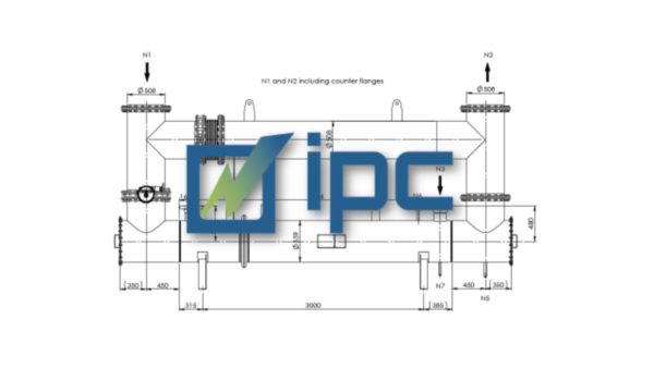 Exhaust gas heat exchanger blueprints