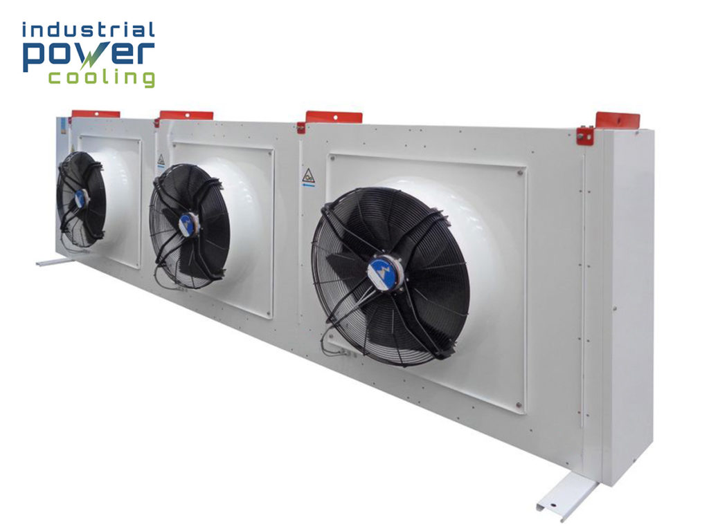 dry cooler with 3 fans