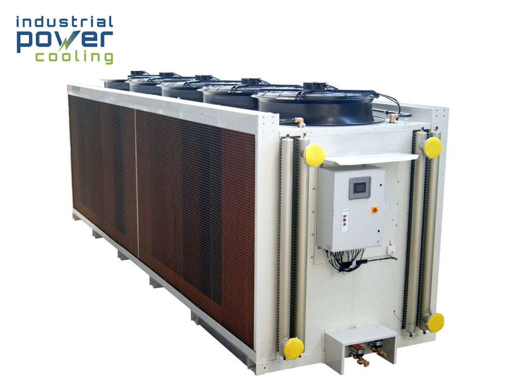 containerised generator cooler or e cooler