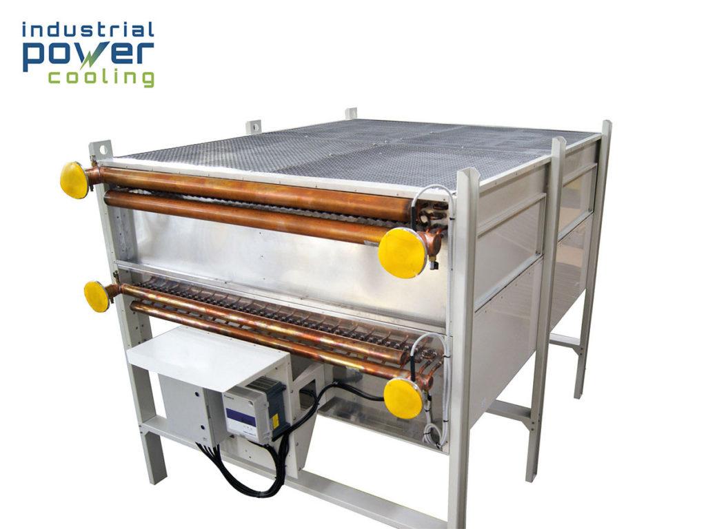Rit Cogeneration Industrial radiator