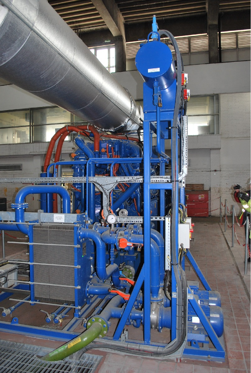 high-quality sewage treatment cooling system