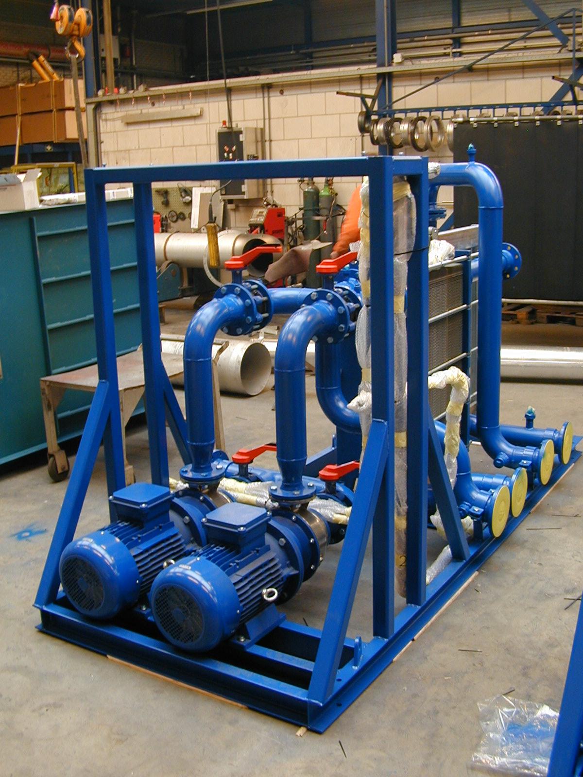 Crossness Sewage Treatment Works