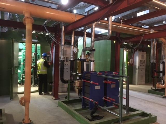 indoor generator cooler london