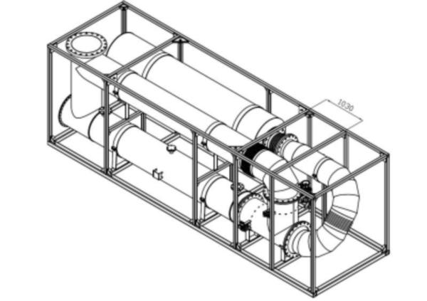 bespoke Exhaust Gas Heat Exchangers