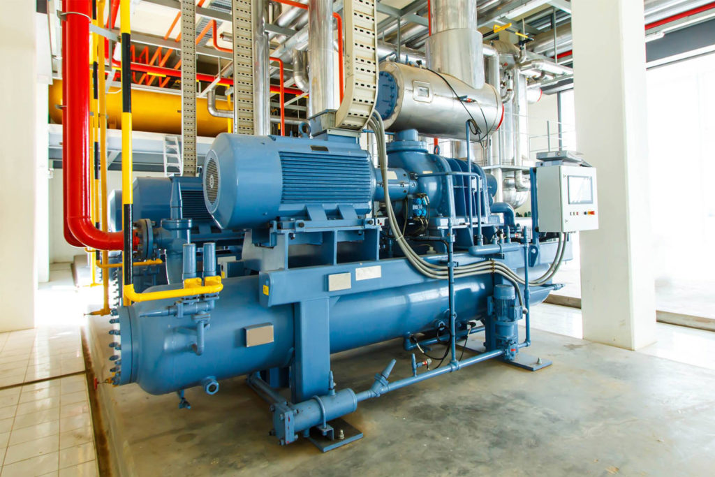 IPC engine supply, Industrial compressor refrigeration and generator system