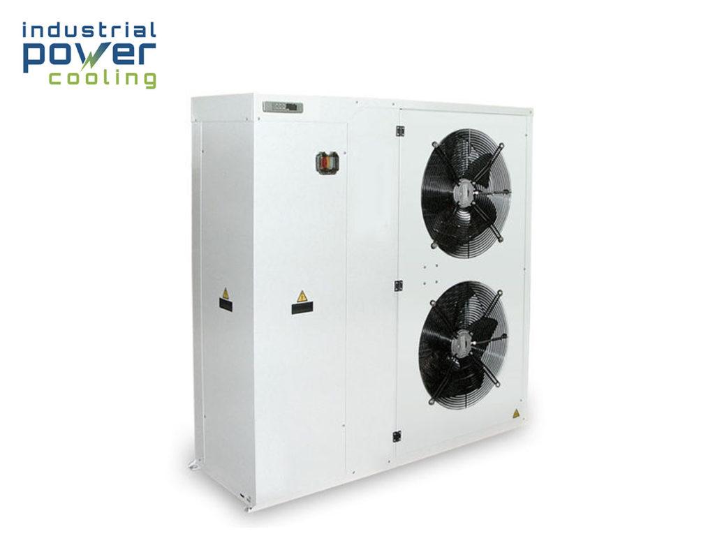LSA compressor and evaporator chillers