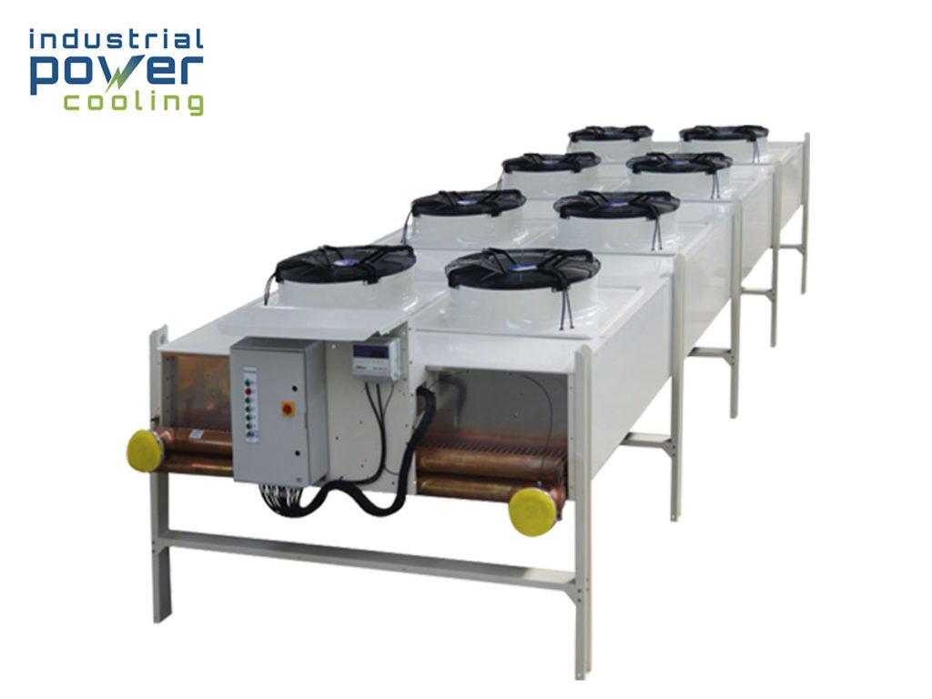 HV Air Flow Flat bed radiator