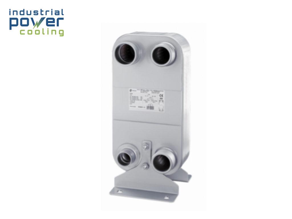 compact brazed heat exchanger