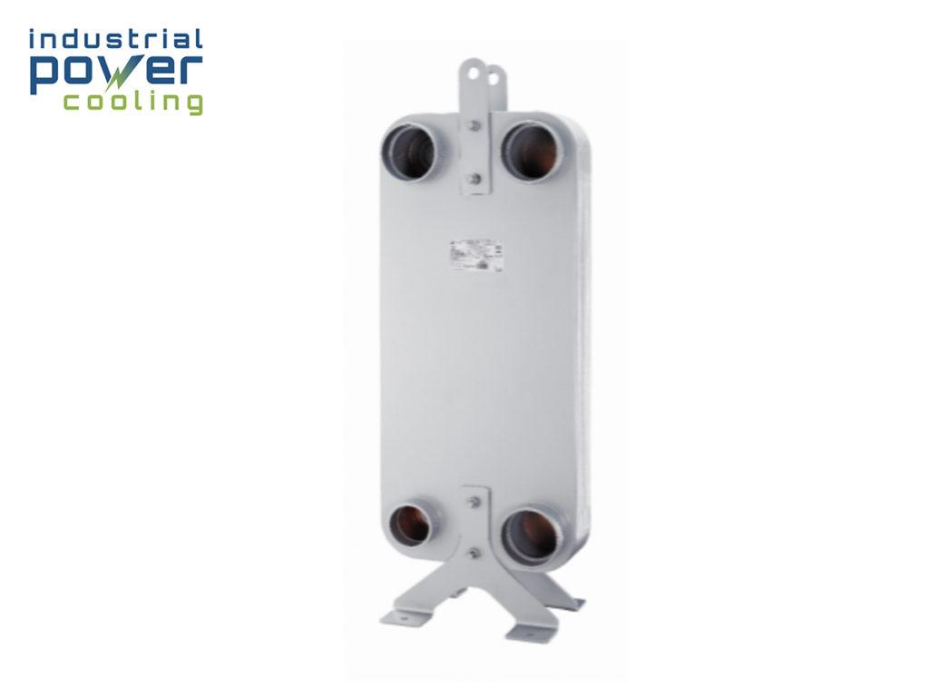 IPC Brazed heat exchanger 4
