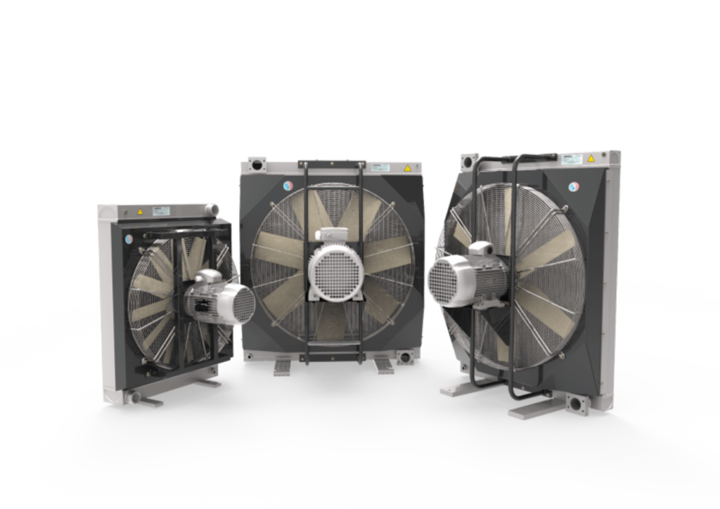 Fuel oil cooler 2
