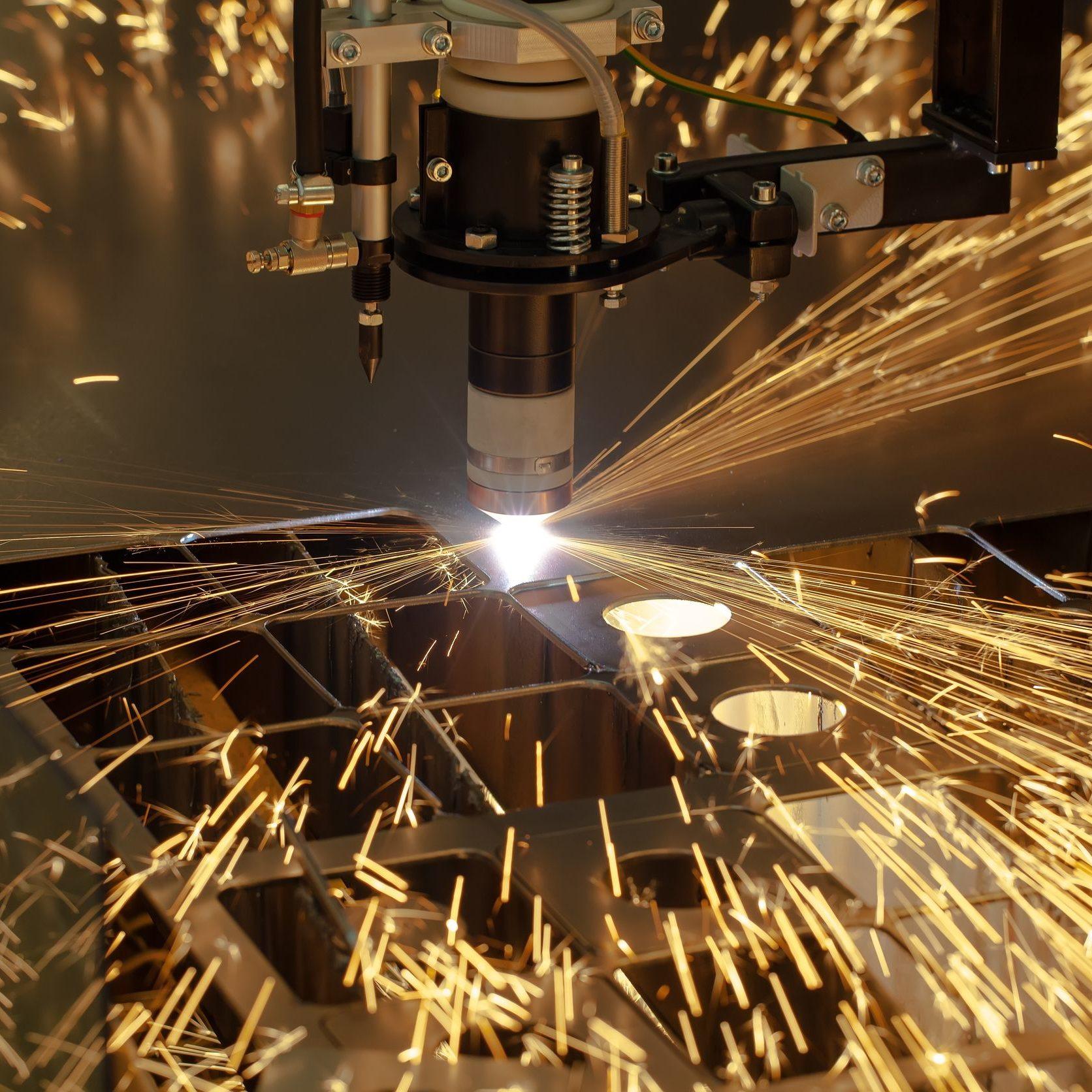 bespoke cooling solution metalwork machine