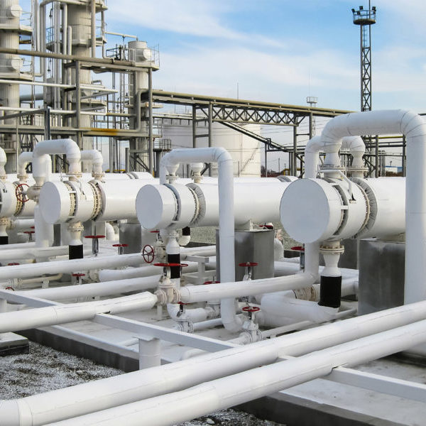 Chemical, Oil & Gas industrial power cooling system