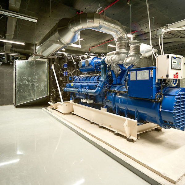 industry leading engine and generator cooling systems