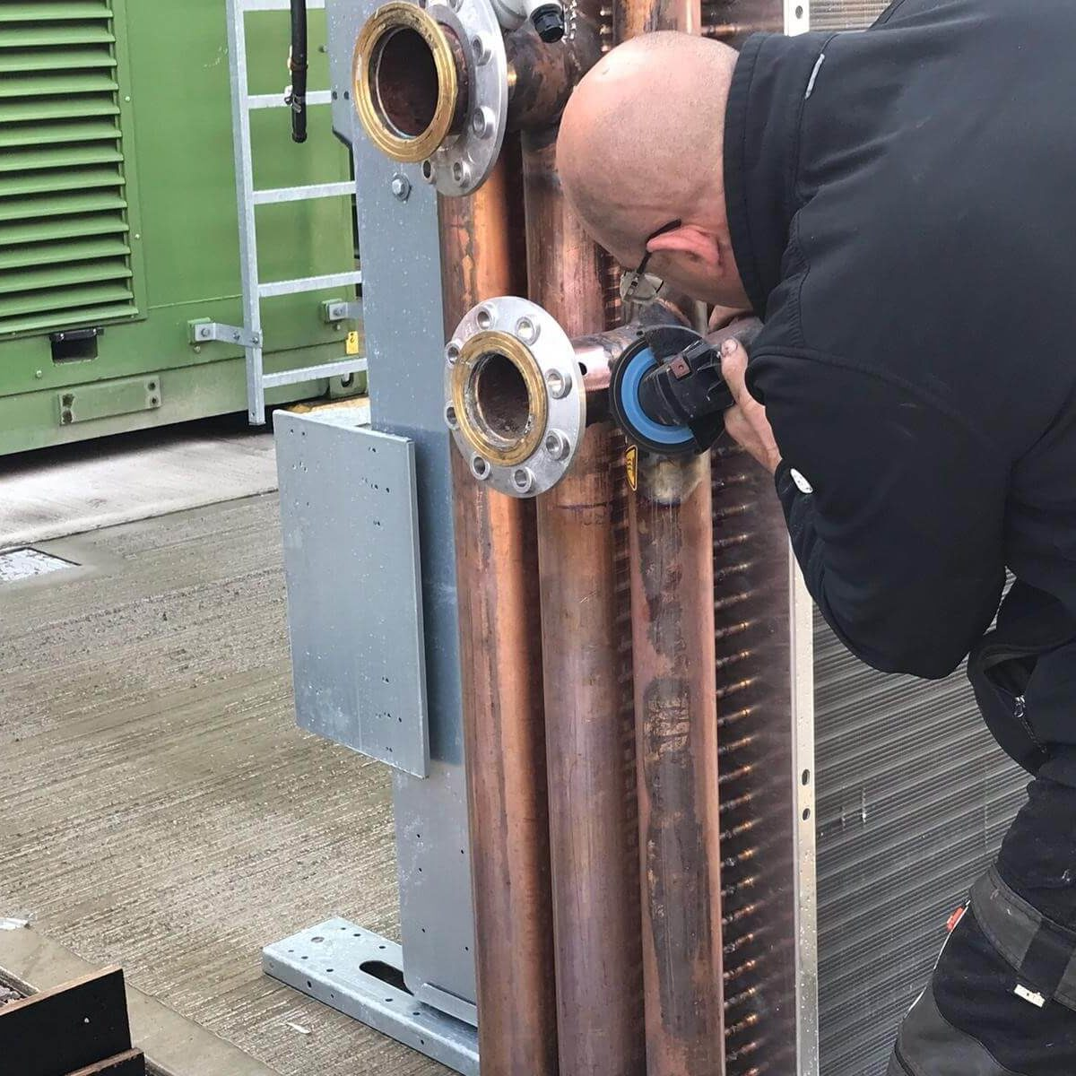 bespoke pipework installation projects